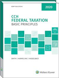 Federal Taxation Basic Principles