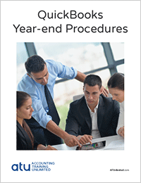 ATU QuickBooks Year-end Procedures