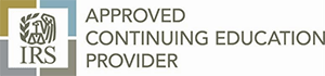Approved Continuing Education Provider - IRS