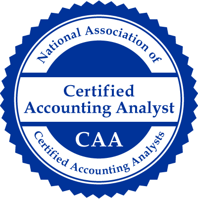 Certified Accounting Analyst