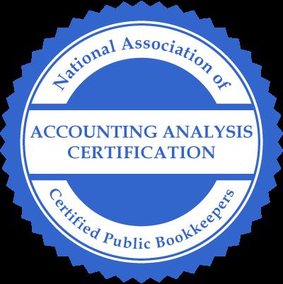 NACPB Accounting Analysis Certification